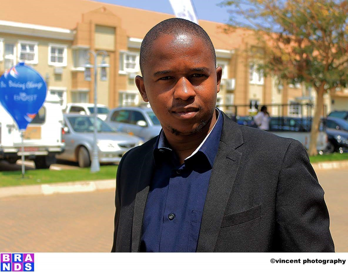 Photo of Russ Nduse